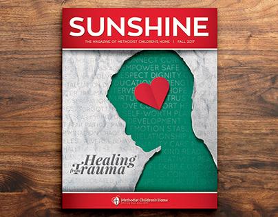 MCH Sunshine Magazine Design (Sample Series 1)