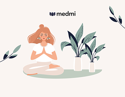 Medmi | Mobile app for meditation