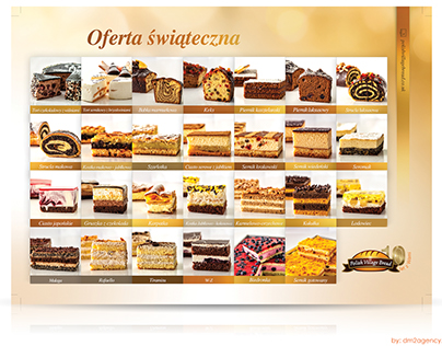 Brand: Polish Village Bread Project: Oferta świąteczna