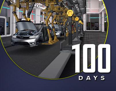 Viz Virtual 100 Days