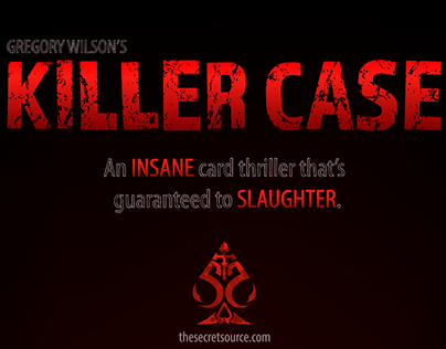 Secret Source Trick Title Cards