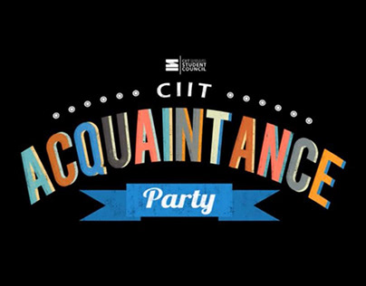 EVENT: CIIT Acquaintance Party 2014
