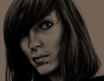 Lucia's Portrait