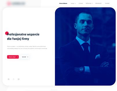 Lawyer - Web project