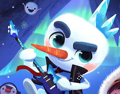 Kris Snowman – Rockstar On Tour