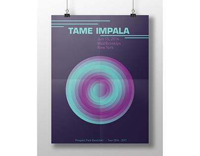 Tame Impala /Poster