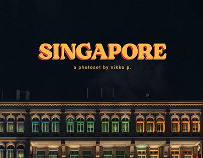 Singapore 2019-2020 | Cinematic