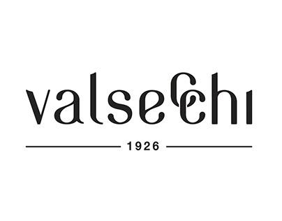 Logo Design - Valsecchi 1926