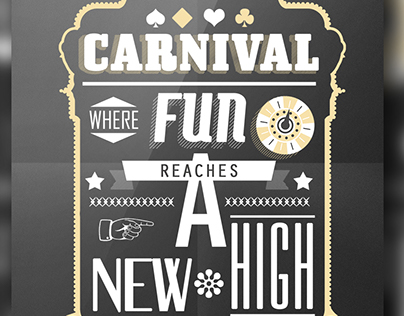 Carnival - Typography