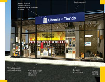Librería Universidad de Los Andes - Bogotá