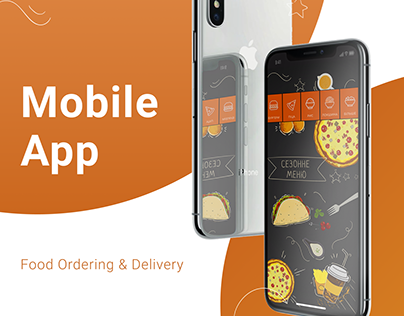 App Food Ordering & Delivery