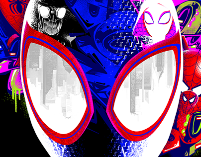Into the Spider-Verse Poster