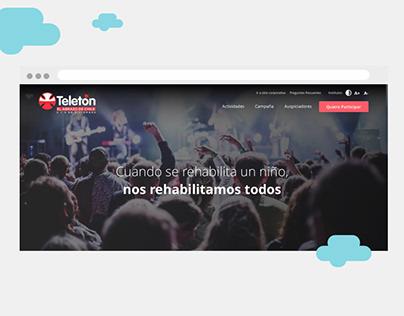 Teletón Campaña 2016