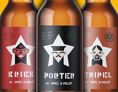 Hmel' & Molot Brewing Co