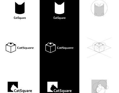 CatSquare | Logo Design