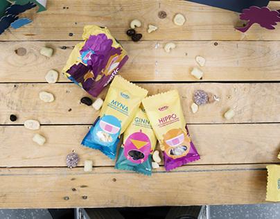 Exotic Snacks - concept