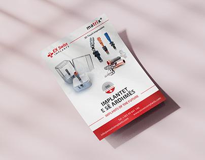 EX Swiss IMPLANTS flyer