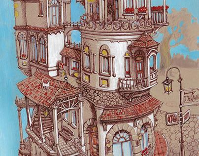 Fairy house)