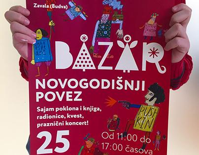 Christmas market BAZAR