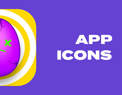 Mobile Game & App Icons