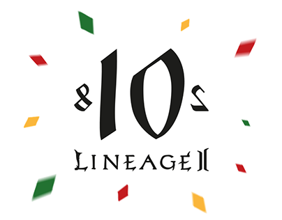 Lineage 2 10th Anniversary Event