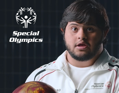 We are different | Special Olympics