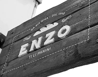 ENZO 1948 // brand identity