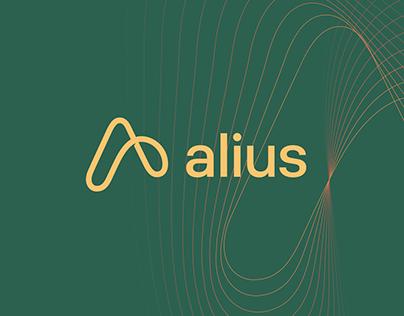 Rebranding - Alius