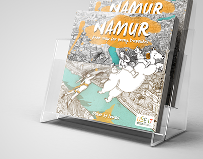 Use-it • Namur map