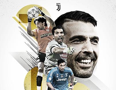 Juventus - #UN1CO Gigi Buffon [We Are Social]