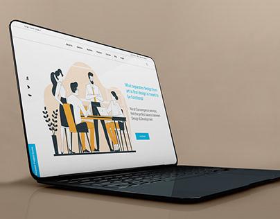 IT Company- Website Design