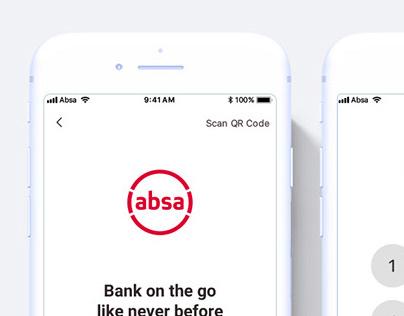 Absa UI Designs