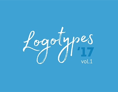 Logotype set 2017 (Part I)