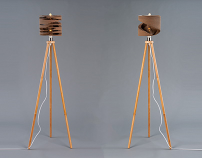 Night time Lamp and Packaging