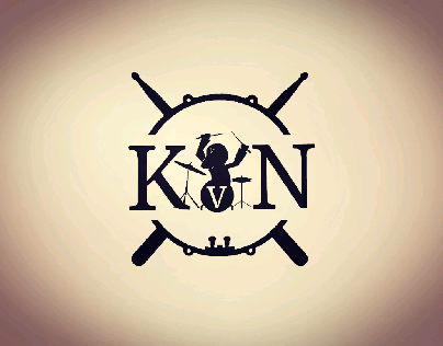 logo personal kevin baterista