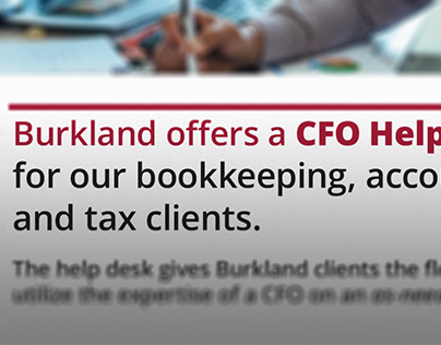 Selection of Work for Burkland