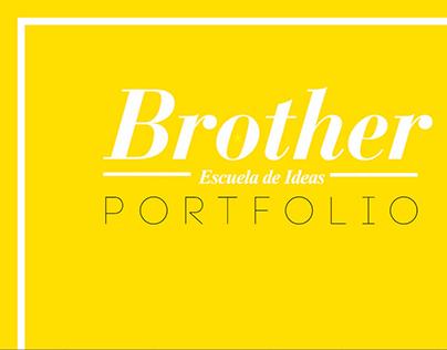 CARPETA / BROTHER