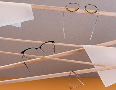 Lindberg glasses for GlassesOn