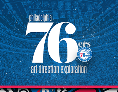 76ers Art Direction Challenge: Minimal Toolkit