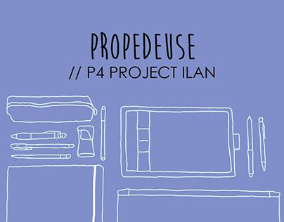 P4 Project ILAN
