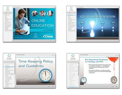 CGS Administrators, LLC - Online Education Projects