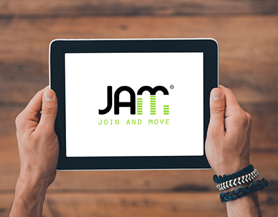 Street J.A.M. Join And Move | Logo + Visual Identity