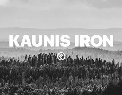 Kaunis Iron Corporate Identity