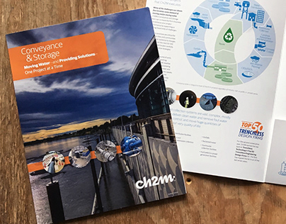 CH2M Conveyance and Storage Brochure