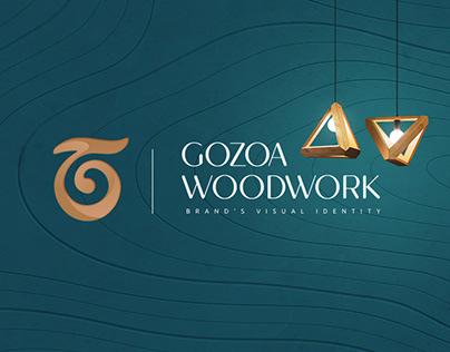 Gozoa - Brand's visual identity