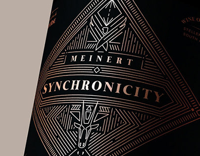 Meinert Wine Label Designs