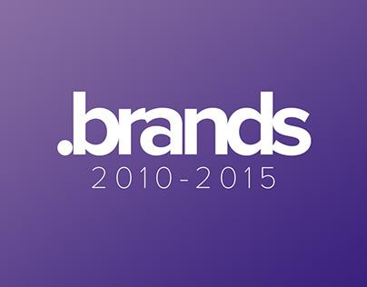 Logos e marcas [2010-2015]