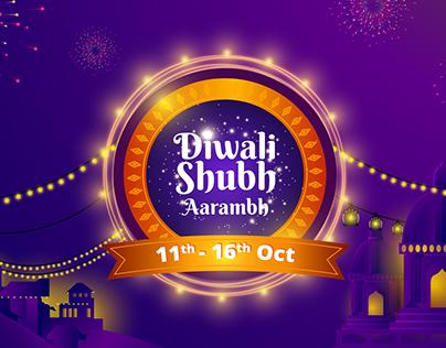 Diwali Shubhaarambh - Style guide