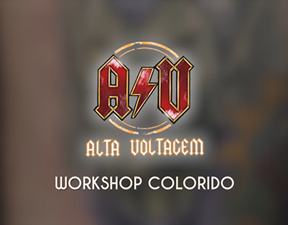 Teaser - Workshop Tatuagem Colorida