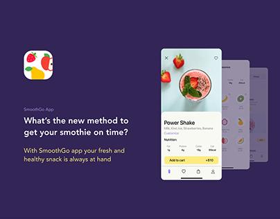 SmoothGo delivery app